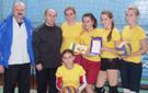 Волейбольная женская dream-team!