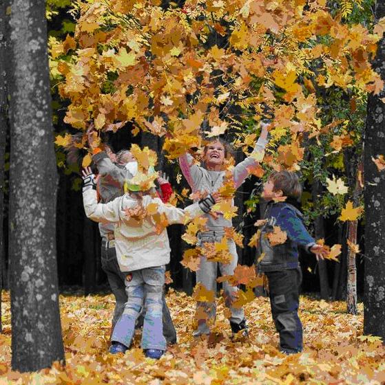 Осень - прекрасная пора!