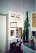 Кактус, как часть экспозиции